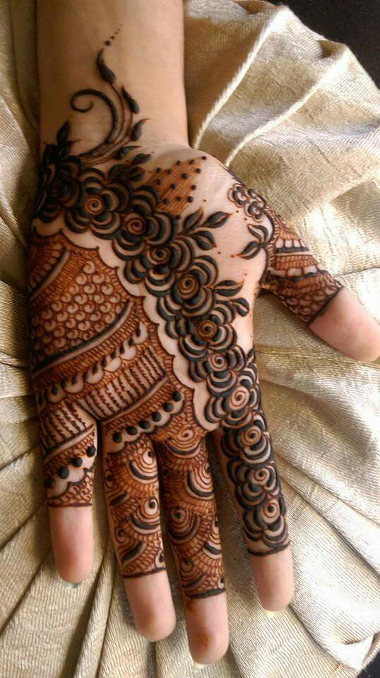30 stylish and modern arabic mehndi designs to inspire you for Henna tattoo in puerto rico