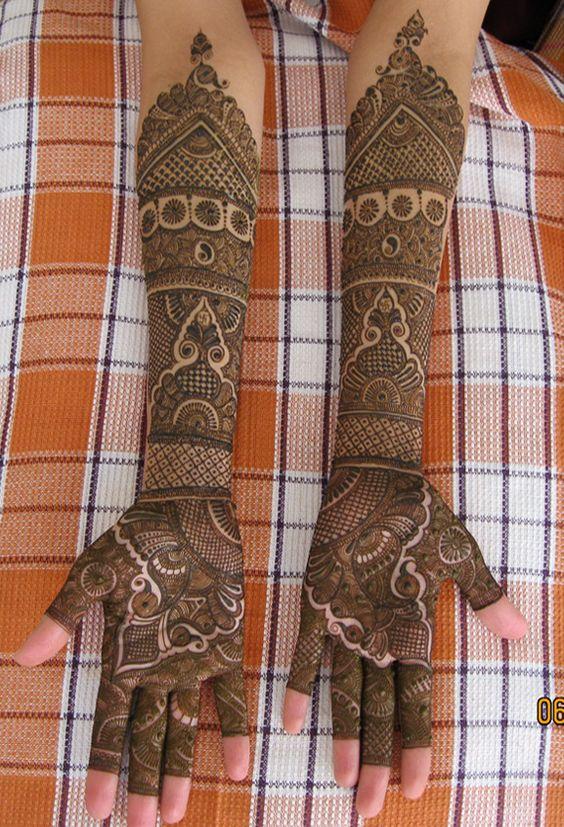 50 Bridal Mehndi Designs For Full Hands And Legs Wedandbeyond