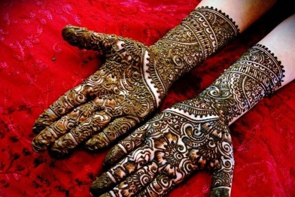 50 Bridal Mehndi Designs For Full Hands And Legs Wedandbeyond