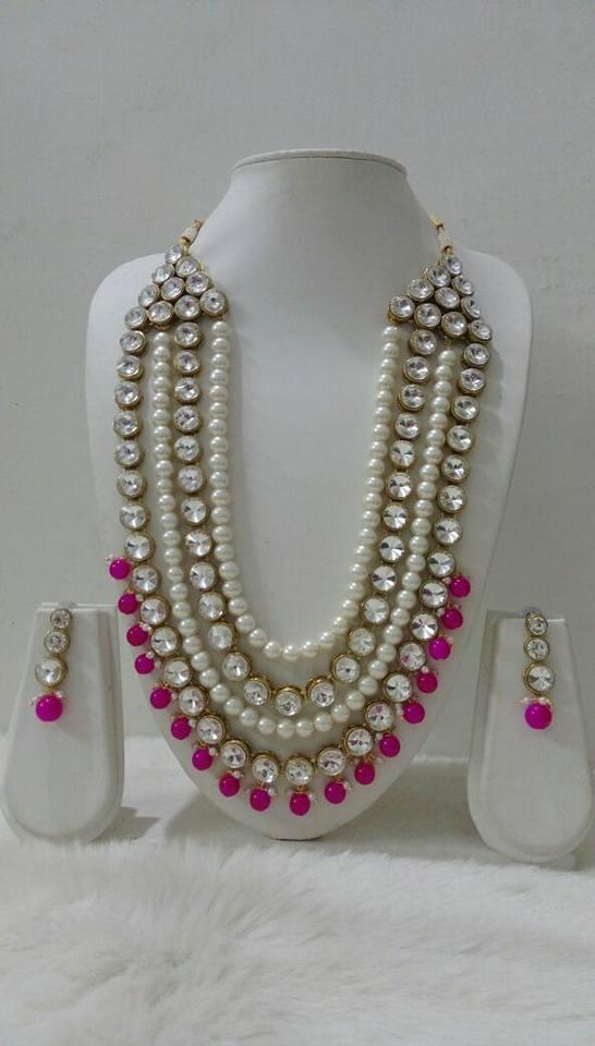 30 Bridal Kundan Jewelry To Inspire You Wedandbeyond