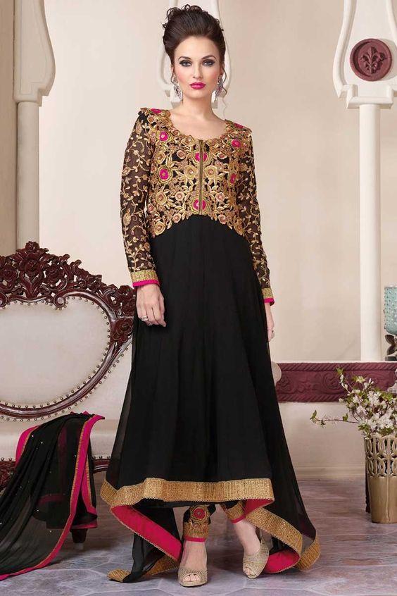 5.Coat model Anarkali
