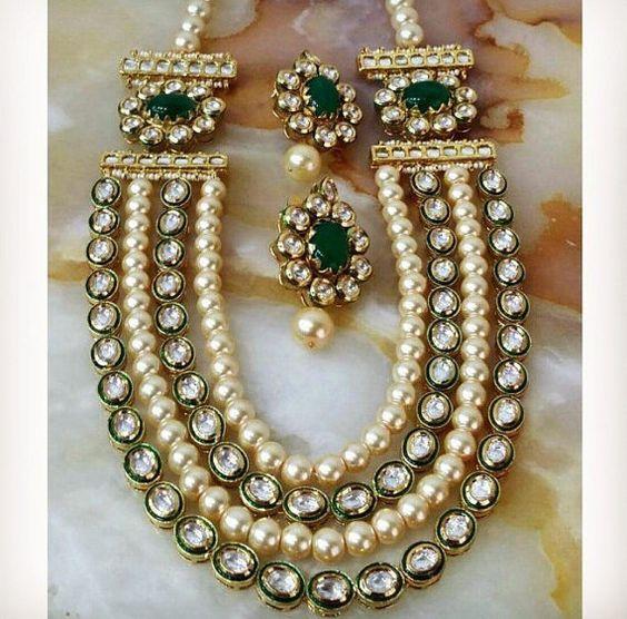 High Quality Kundan Necklace
