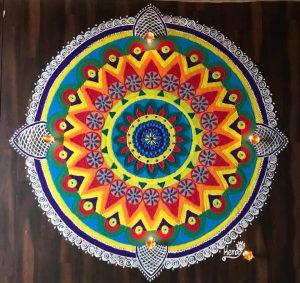 12.Diwali Colors