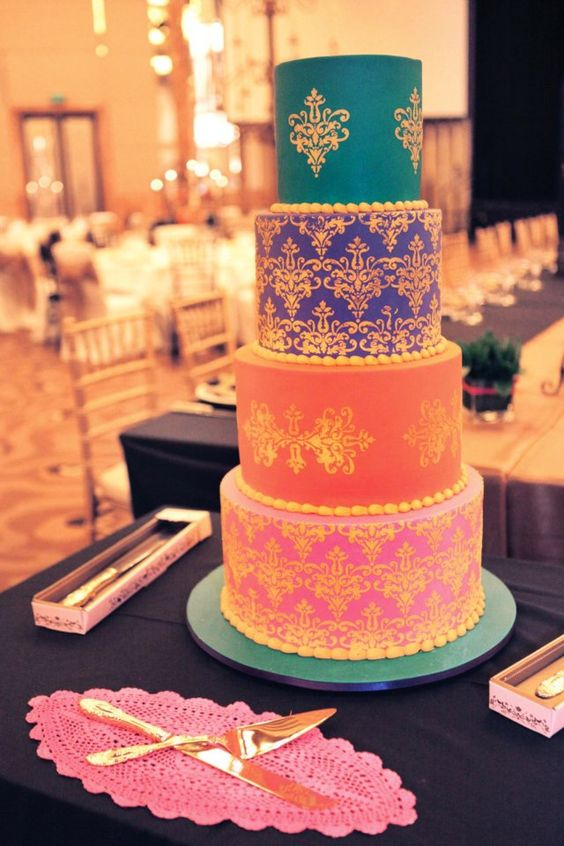 35 Eye Catching Cake Ideas For Wedding Wedandbeyond