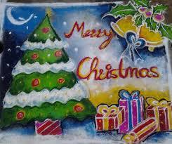 6.Merry Christmas Rangoli