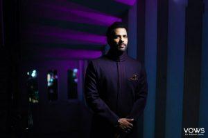 16.Designer Sherwani for Groom