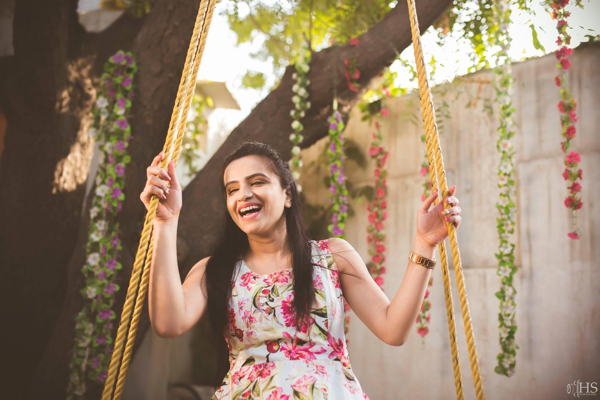 13.Bride in Swing