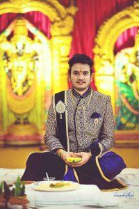3.Blue Royal Sherwani
