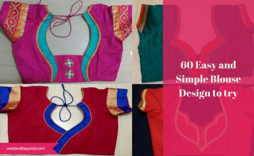 e3cd72455fb21c A proper blouse is very important for a saree or lehenga to look best on  you.Here in this blog we can have a look of Exclusive modern and trendy  blouse ...