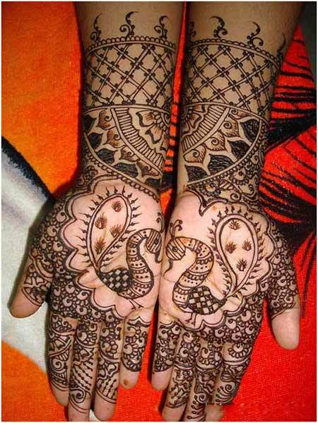 46.Simple and Easy Mehndi Design