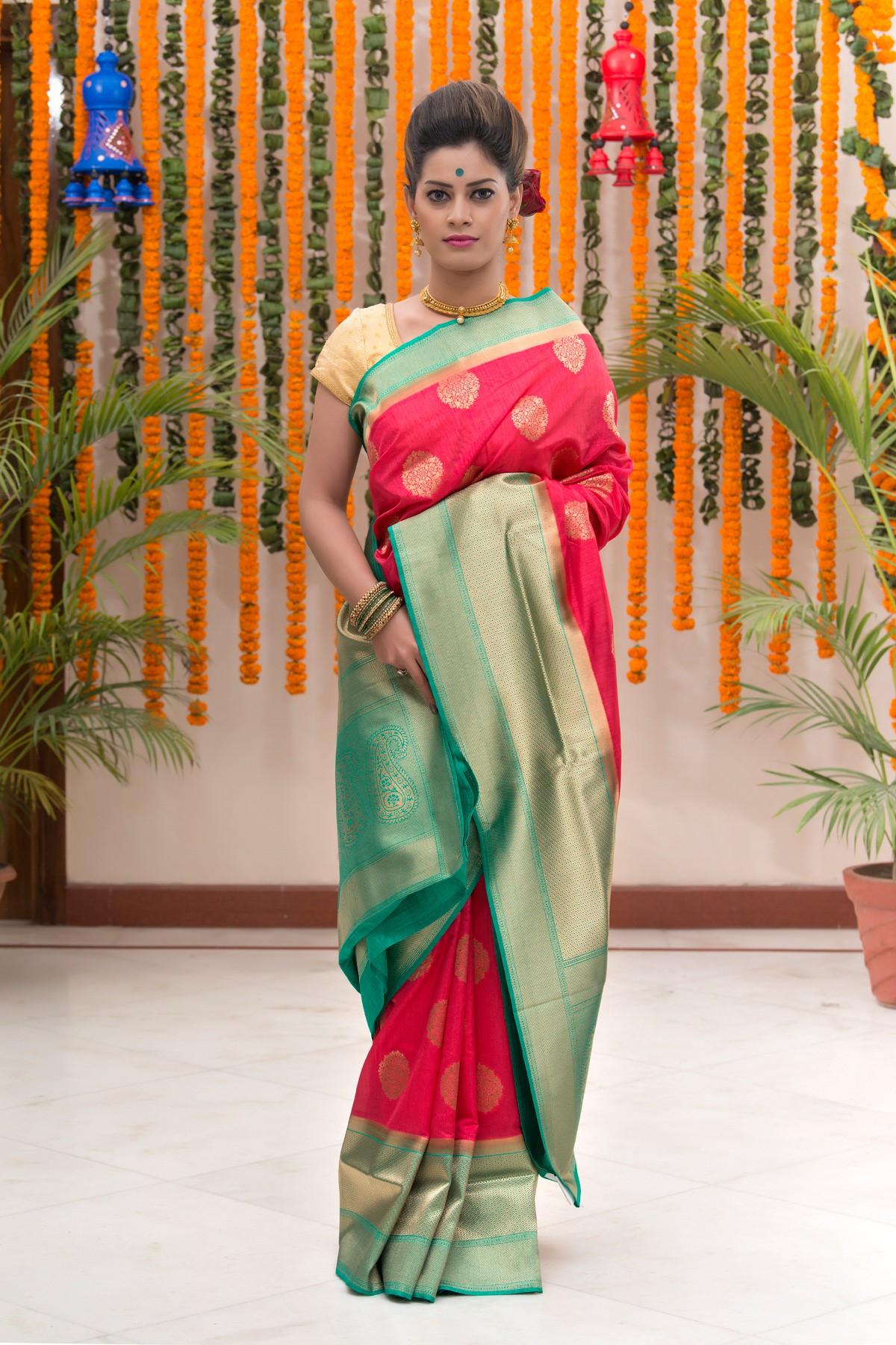 Bharathsthali saree6