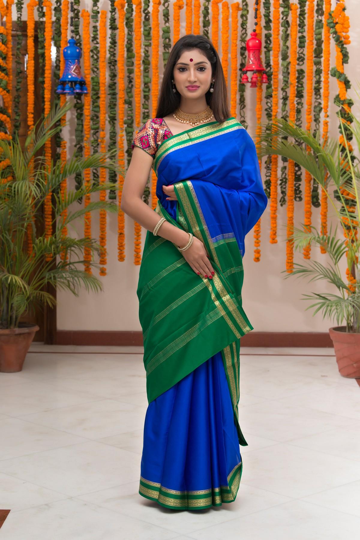 Bharathsthali saree3