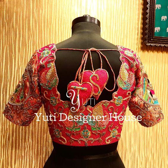 14.Alphabet blouse tassels
