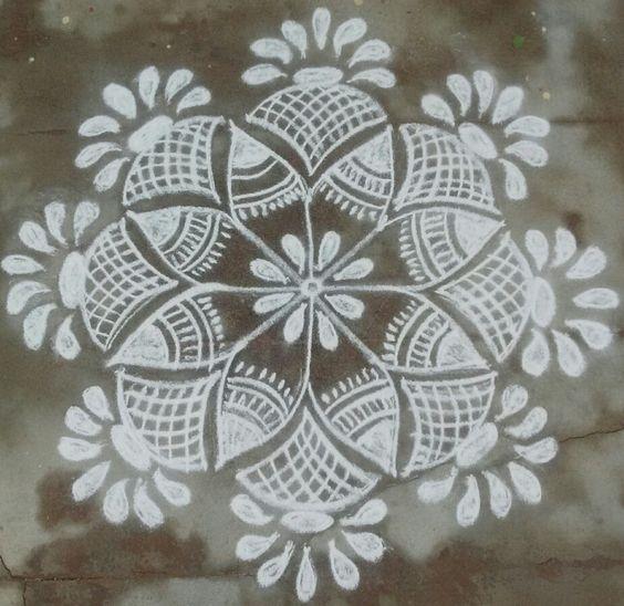 12.Mandala design #12