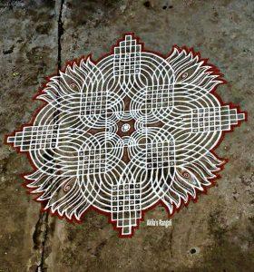13.Mandala design #13