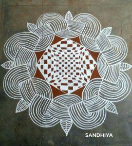 15.Mandala design #15