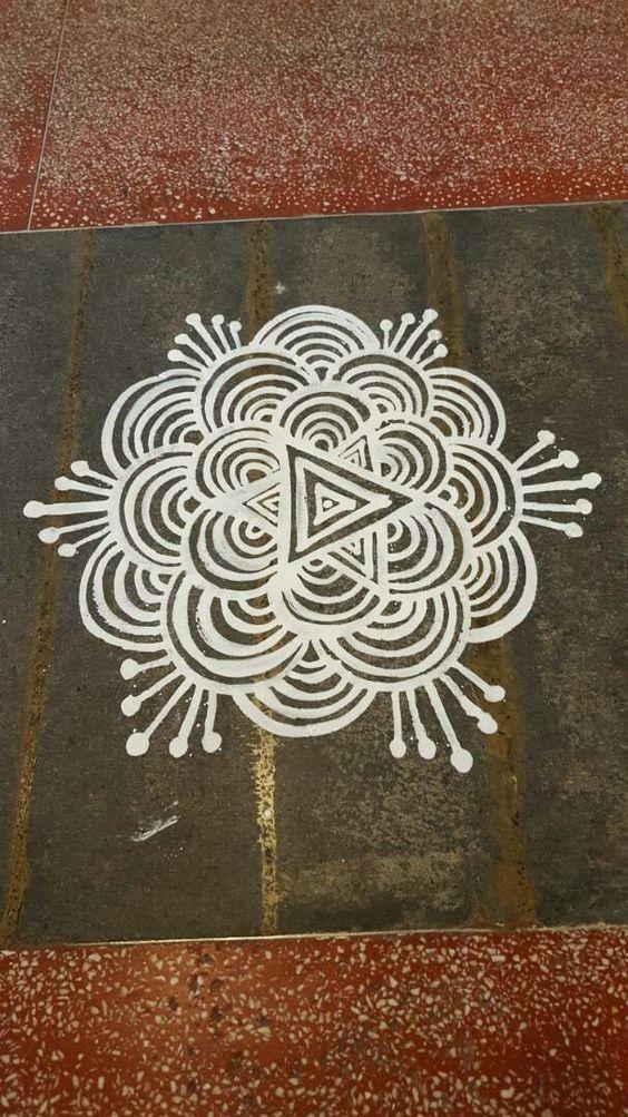 16.Mandala design #16