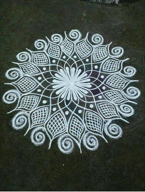 17.Mandala design #17