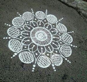 18.Mandala design #18