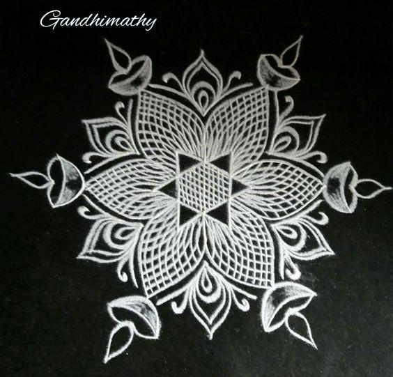 19.Mandala design #19