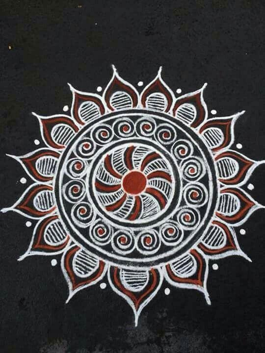 20.Mandala design #20