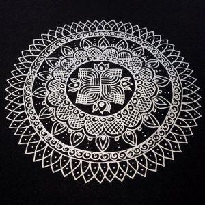 21.Mandala design #21