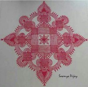 23.Mandala design #23