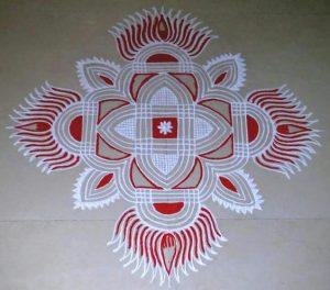 24.Mandala design #24