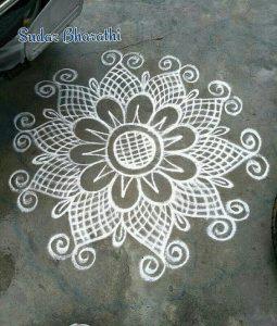 28.Mandala design #28