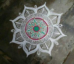 30.Mandala design #30