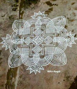 35.Mandala design #35