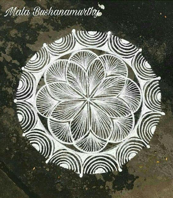4.Mandala design #4