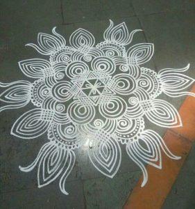 6.Mandala design #6