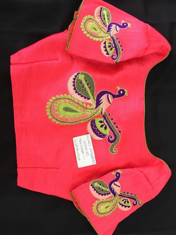 13.Musical instrument blouse #design 13