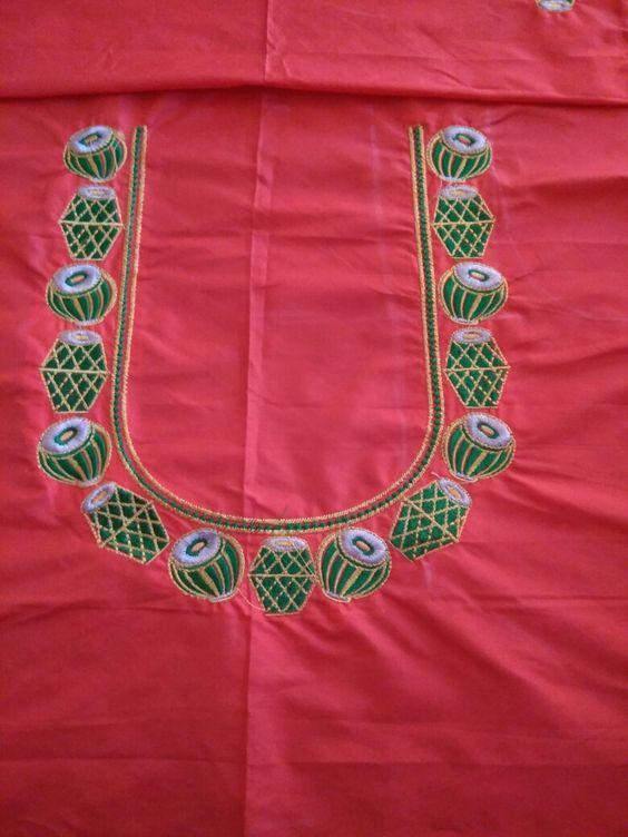 7.Musical instrument blouse #design 7