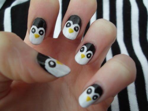 Penquin Nails