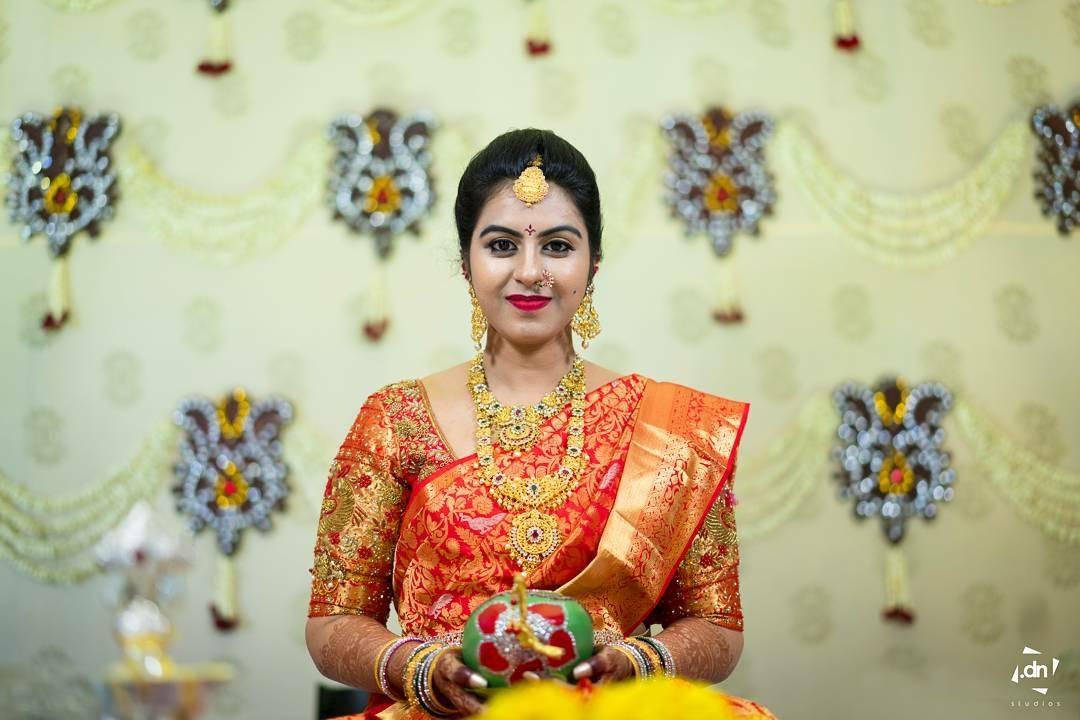 Royal Bride in Red