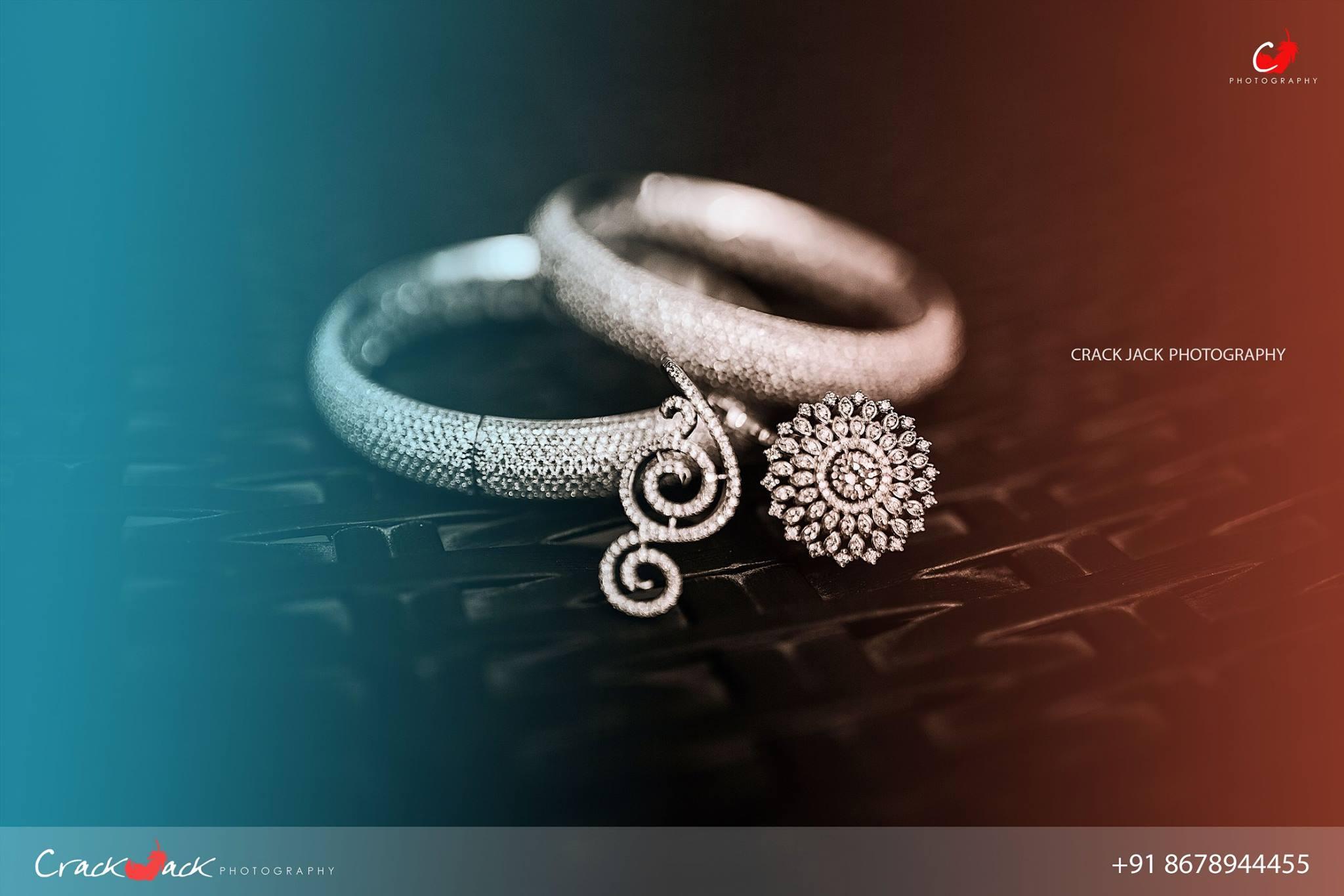 Trendy Diamond Bangle