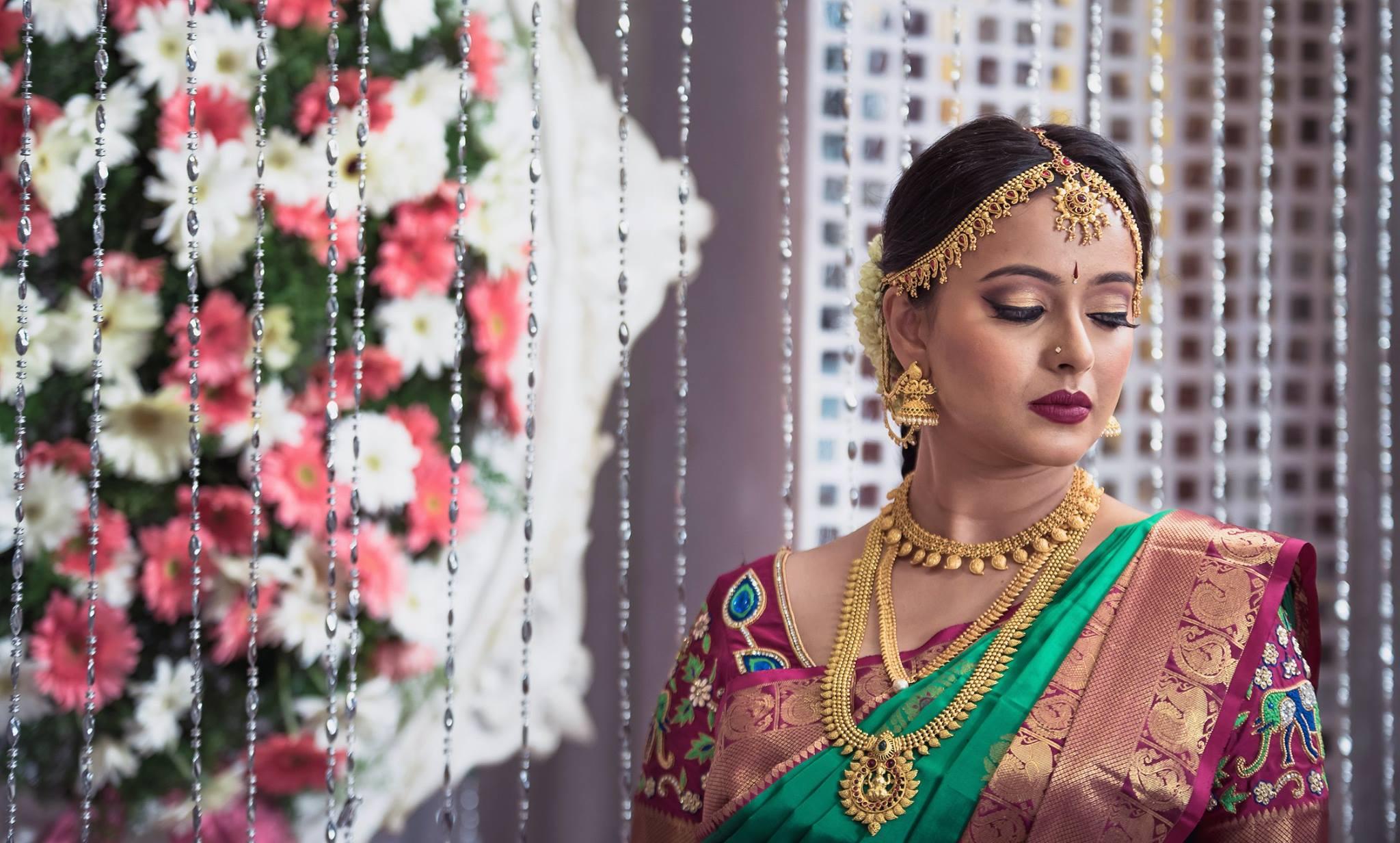 Bridal beauty Roopa
