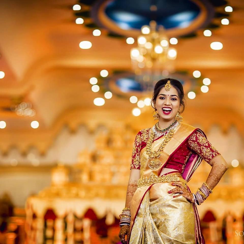 Our Happy bride