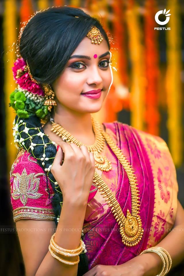 Classy Bridal Makeup