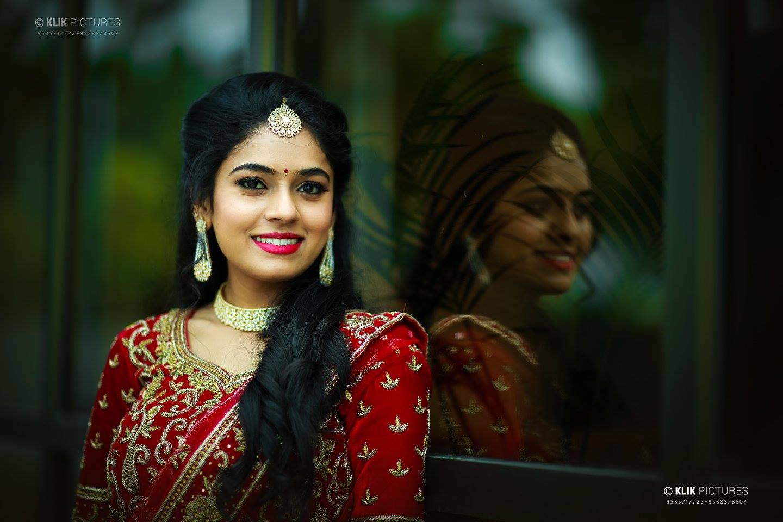 Exotic Bridal Makeup