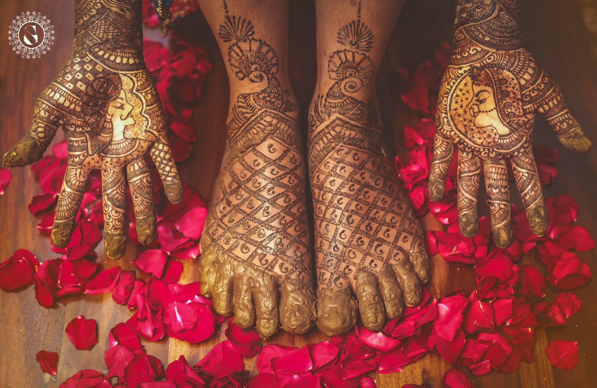 Mehndi Ideas For Groom : Bridal mehndi designs photo gallery