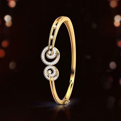 Divine Swirl Bracelet