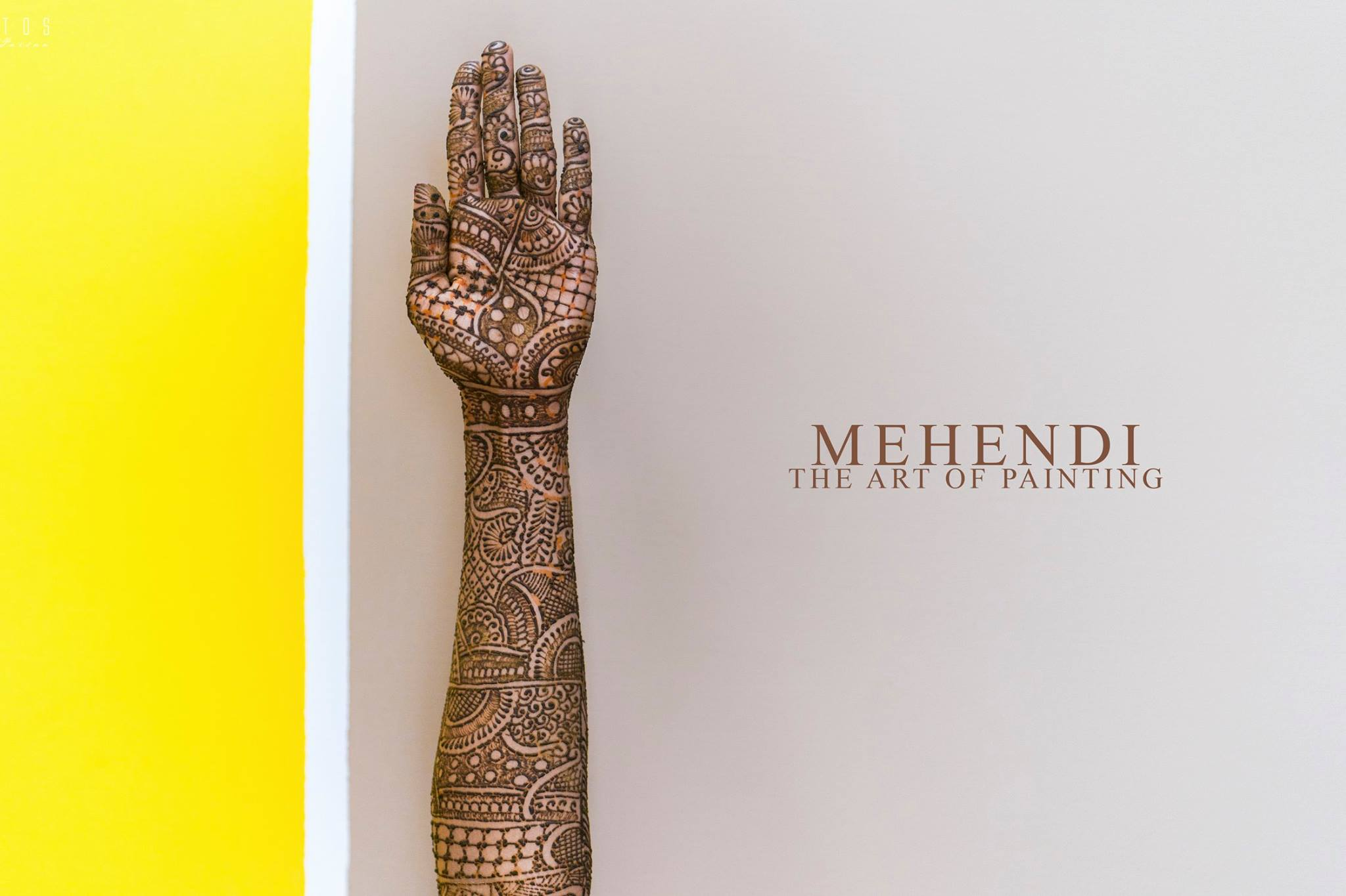 Mehndi the art of painting