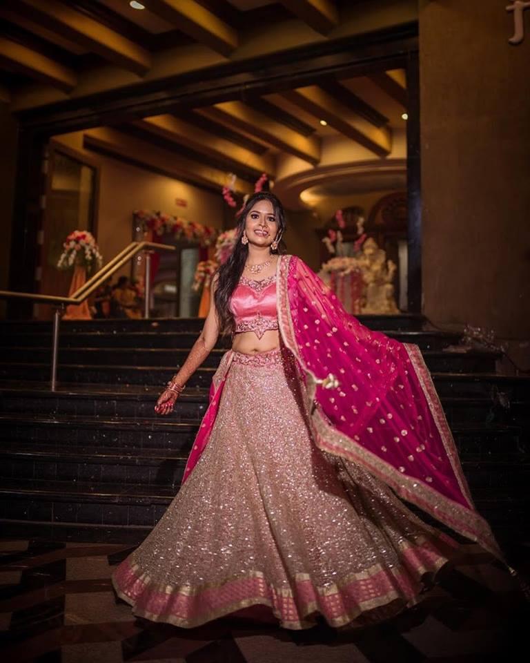 Bridal Photo Gallery: Latest Designer Lehenga Designs