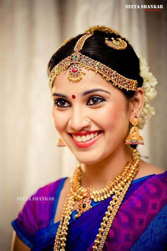 Traditional Indian Bridal Makeup
