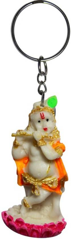 CTW Murli Krishna High quality Polyseric Key Chain