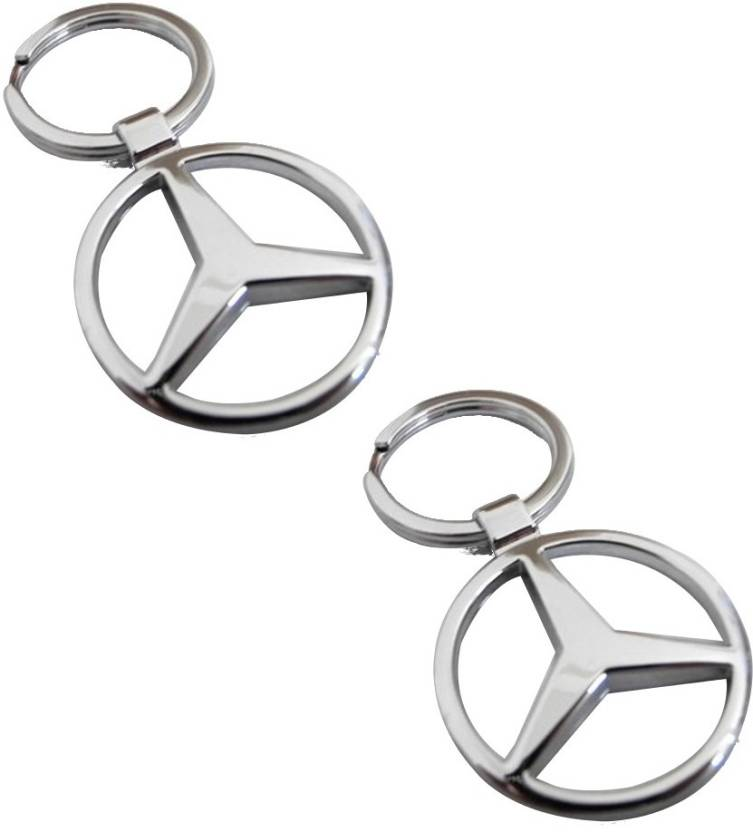 Onlinemart Mercedes Full Metal KeyRing