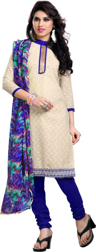 Saara Cotton Embroidered Salwar Suit